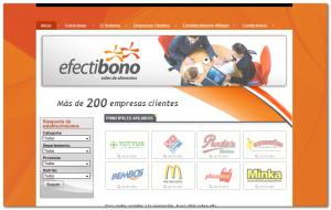 Web Efectibono